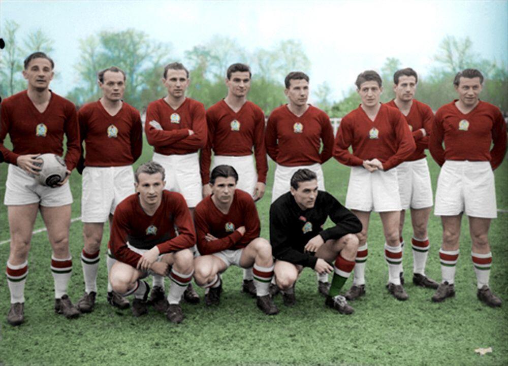 "Hungary - ""The Golden Team"" | International football, Teams, Sandor kocsis"