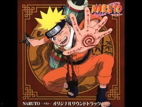 Naruto Original Soundtrack I 01 Rocks And 02 I Said I M Naruto Naruto Theme Song Anime Shows Naruto