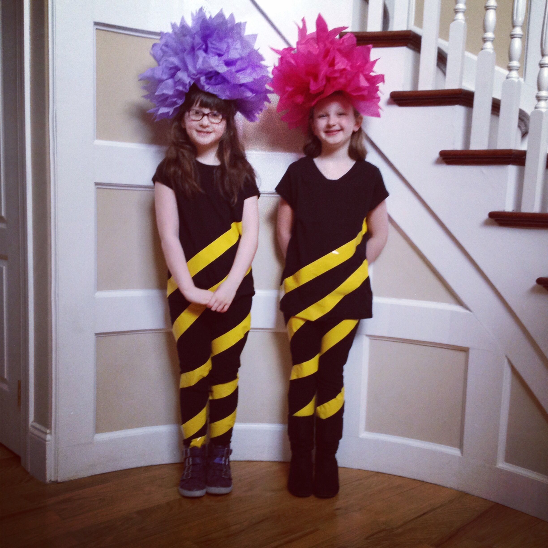 Truffula tree costumes :) dr Seuss | projects/school stuff ...