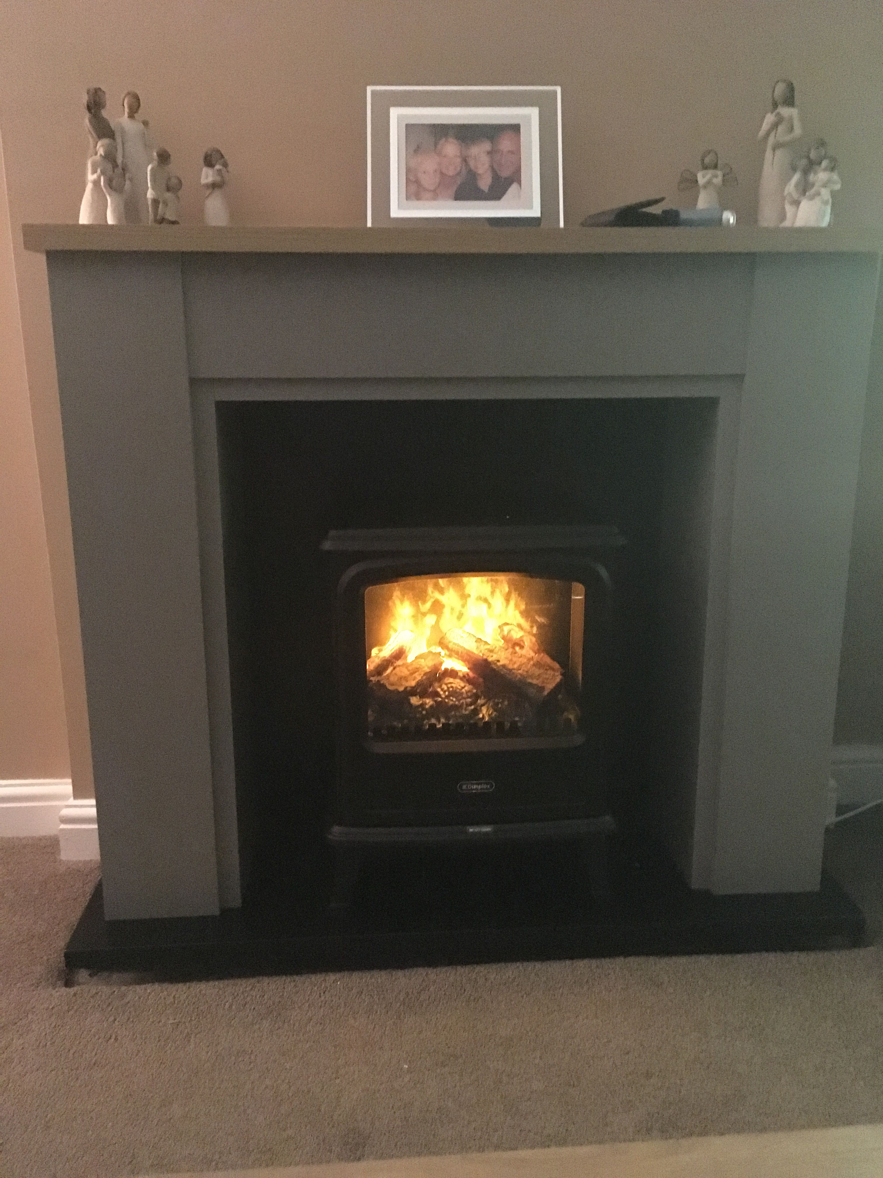 dimplex evandale electric stove living room pinterest electric
