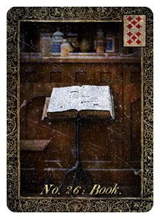 THE MYSTERY DECKS: Strangely Interesting Lenormand and Oracle Decks... from Duck Soup Productions: The Written Matter
