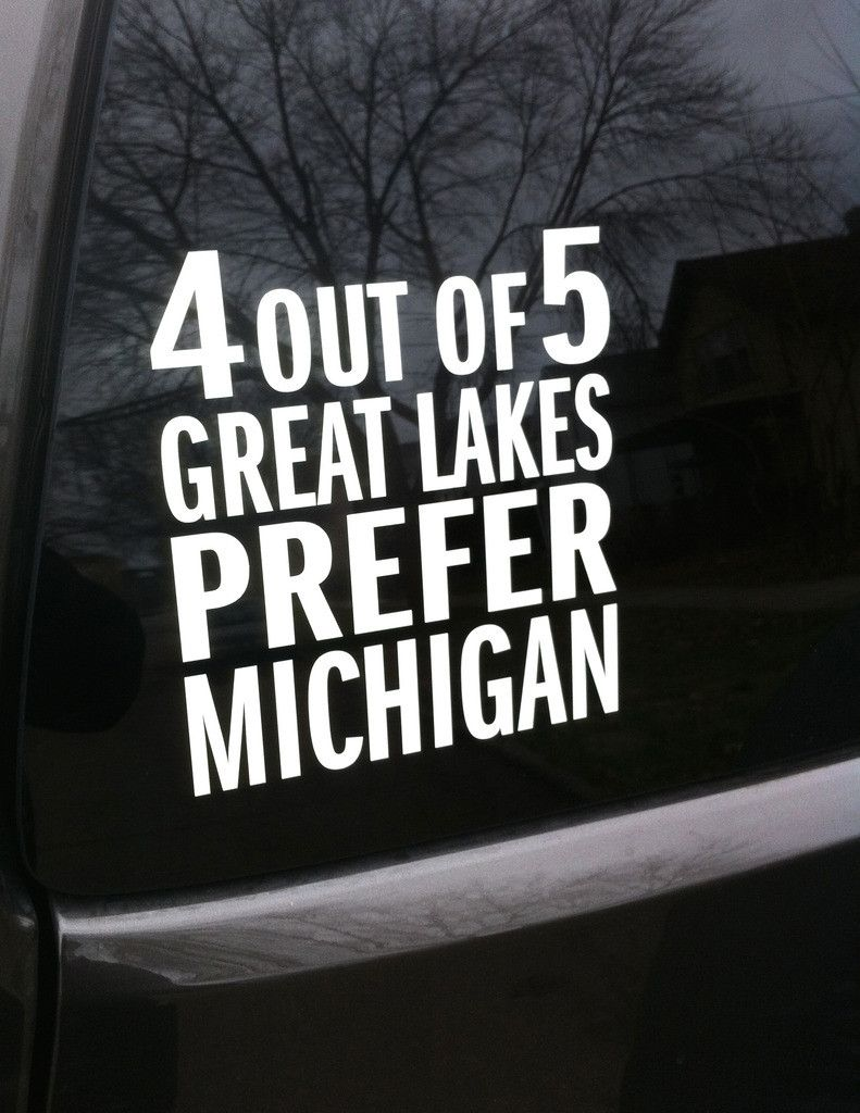 Pin On Michigan Awesome Stickers [ jpg ]