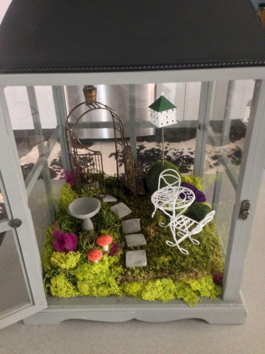 50 Beautiful Diy Fairy Garden Design Ideas 2 Gardeningdesign