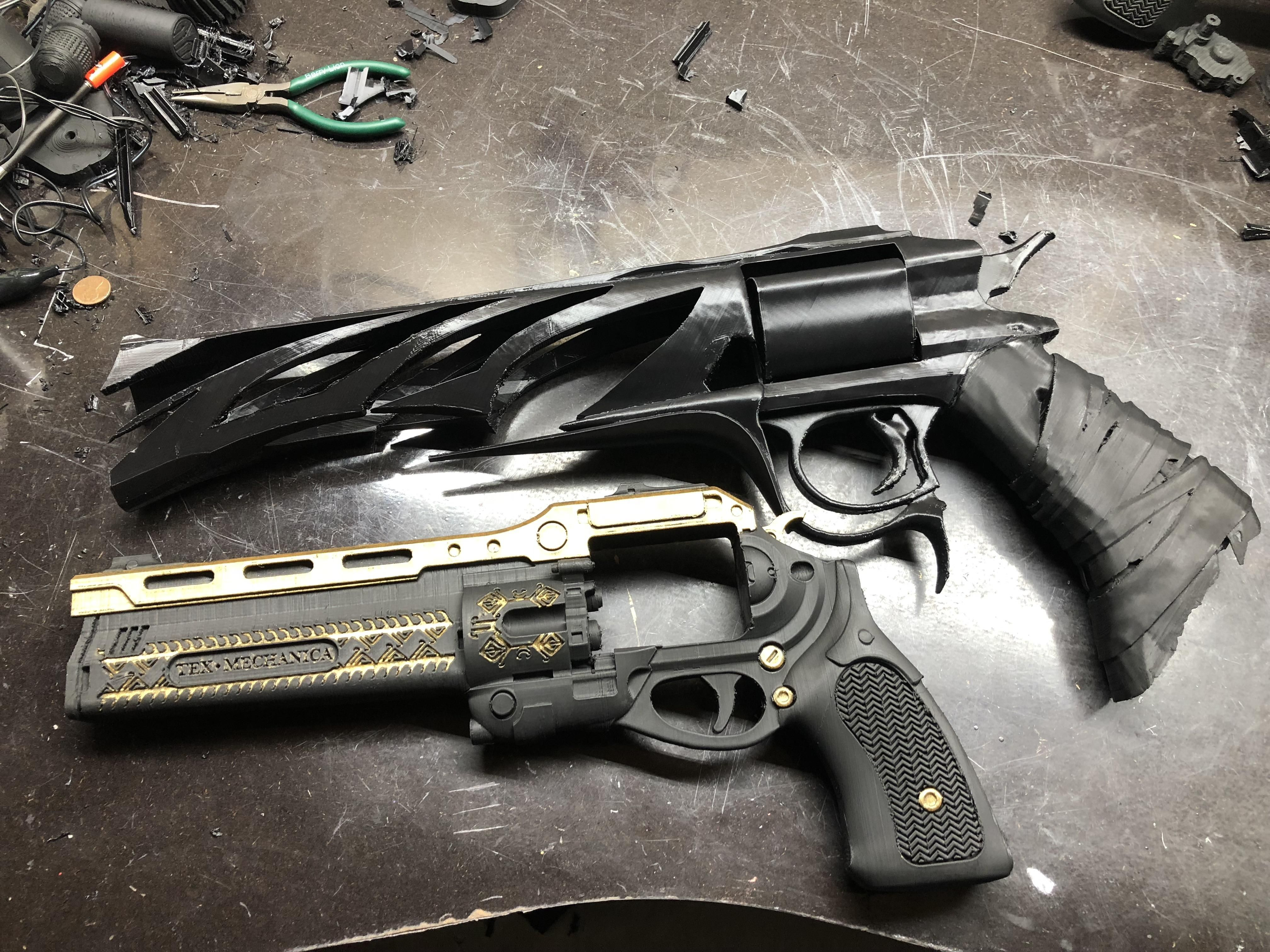 5 Hobbs Guns For Sale