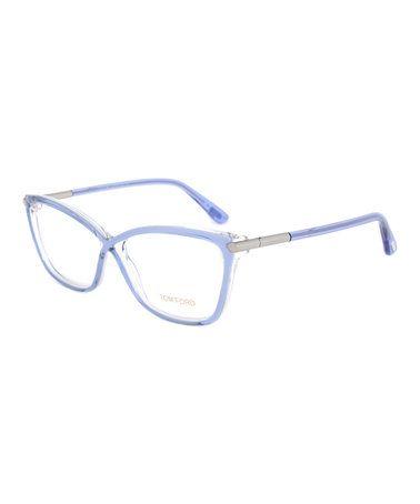3641c15fc41 Tom Ford Periwinkle Square Eyeglasses  periwinkle  eyeglasses  tomford   designer  zulily!  zulilyfinds