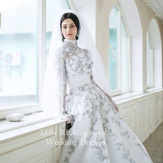 Свадебные платья хашагульговы