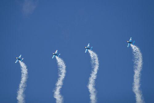 Farnborough Air Show '08