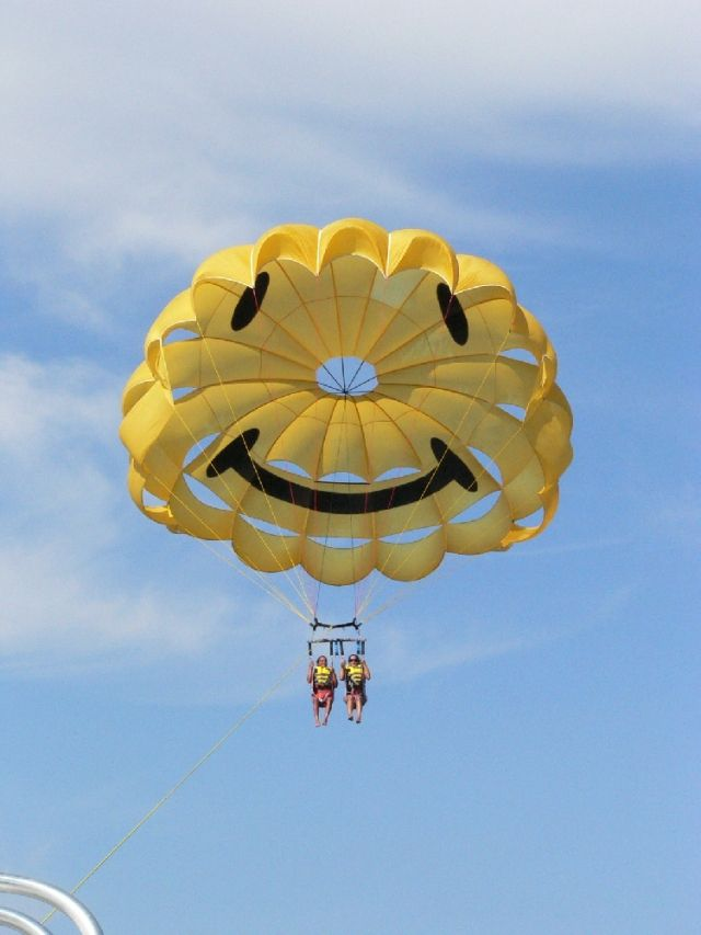 Everyone In The Family Will Love Parasailing Pensacola Beach Florida With Key Sailing Explorepcola