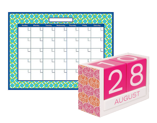 Dorm Room Checklist Jonathan Adler Calendar  BackToSchool