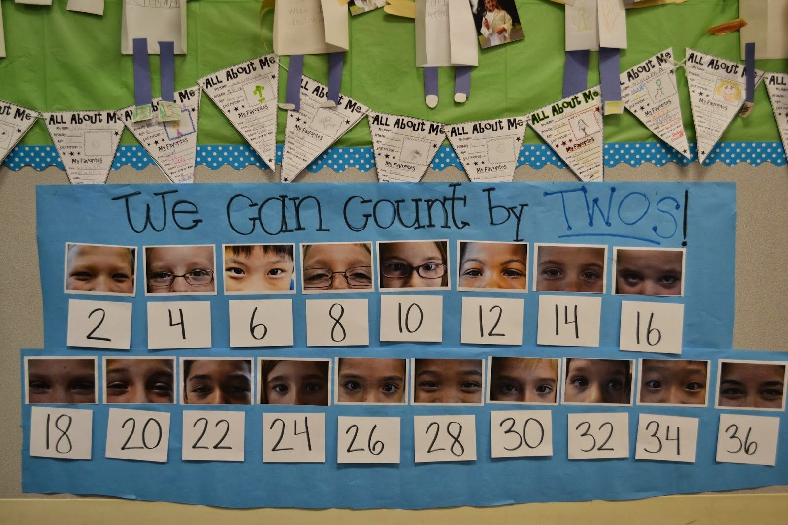 Firsties In Room 103 Growing Patterns Counting By Two S