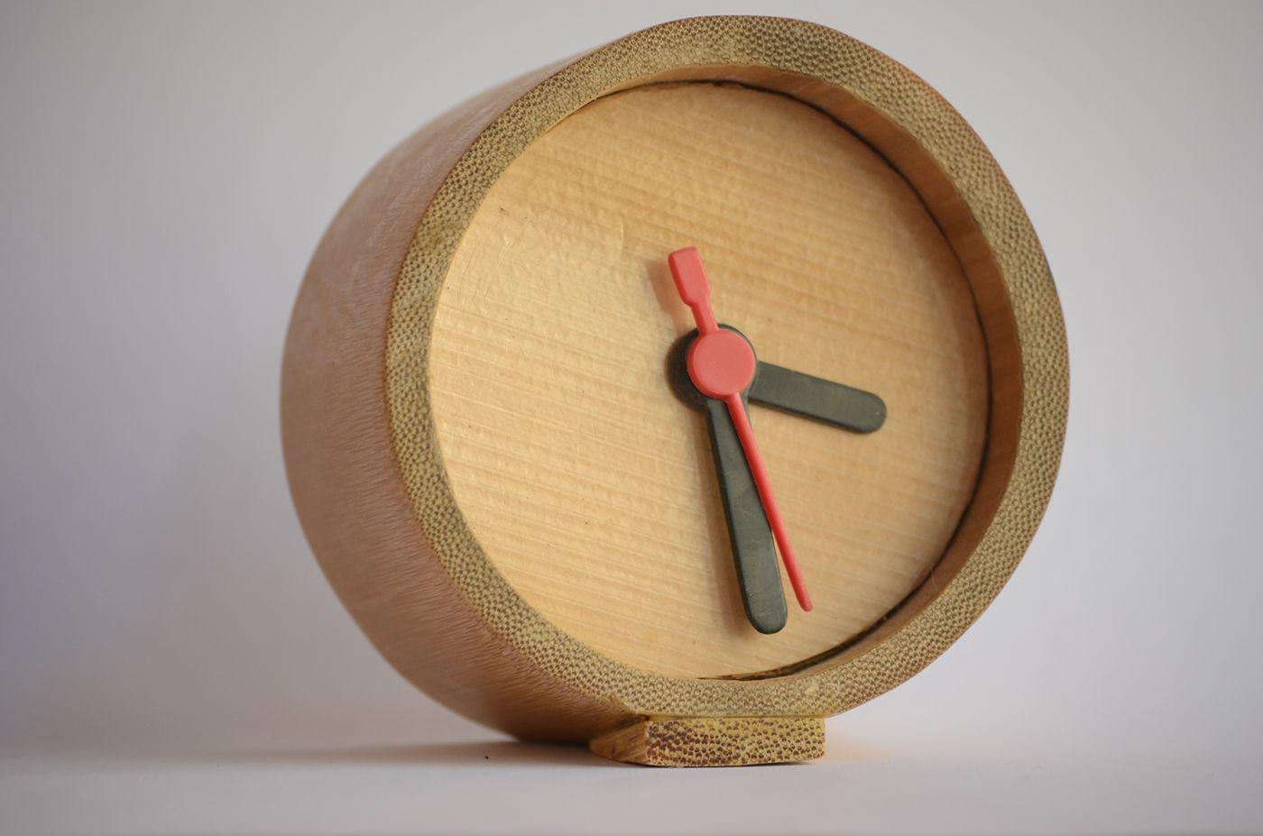 юности поделки из бамбука часы фото само название рубрики