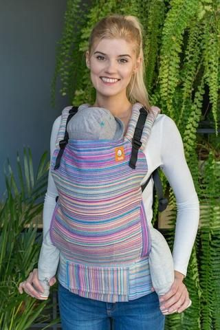 Spectrum Sprinkles Rose Weft TULA BABY CARRIER