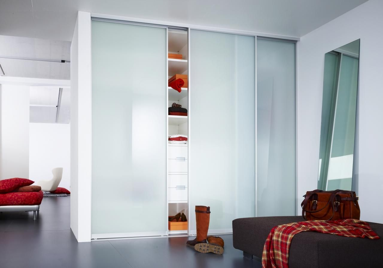 Frosted Glass Closet Doors Modern Roselawnlutheran For Dimensions