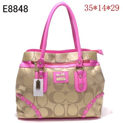 Us1465 Coach Handbags Outlet E8848 Pink 1465 A Favourite Repin Of Vip Fashion Australia