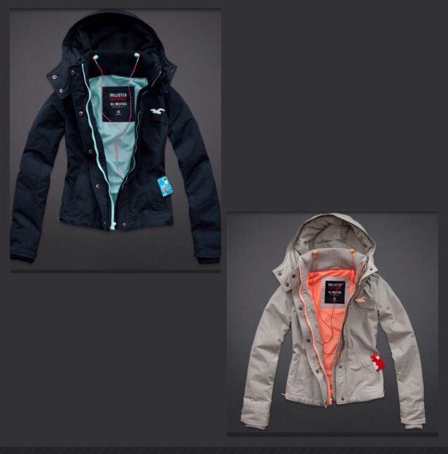 I want these spring jackets(: