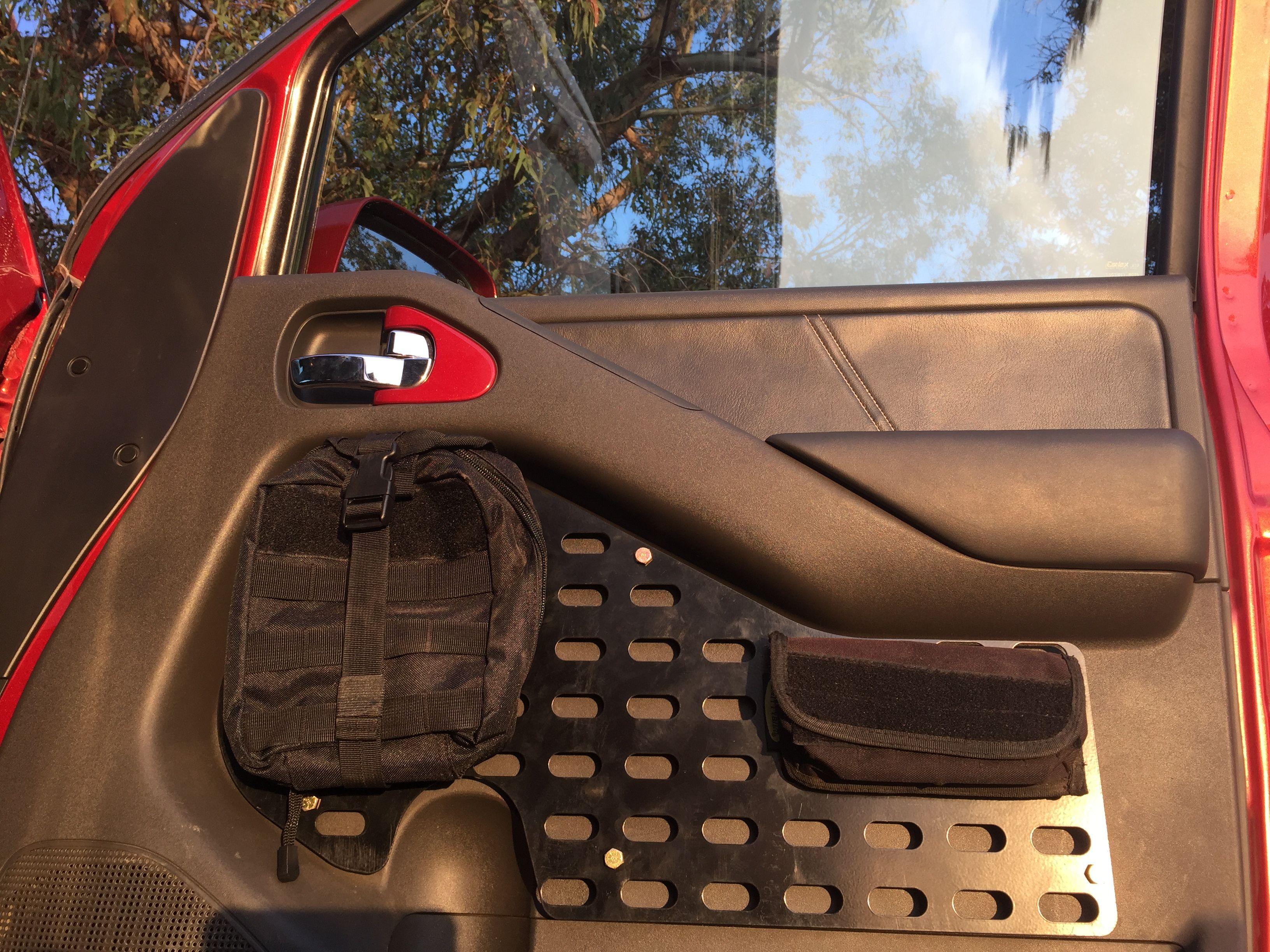 Frontier Molle Door Panel Nissan Frontier Accessories Nissan Frontier Nissan Frontier Mods