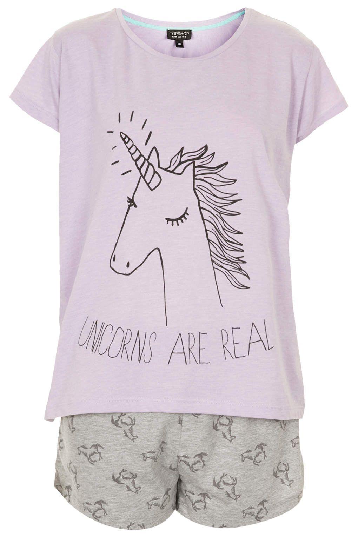 Unicorn Pyjama Set