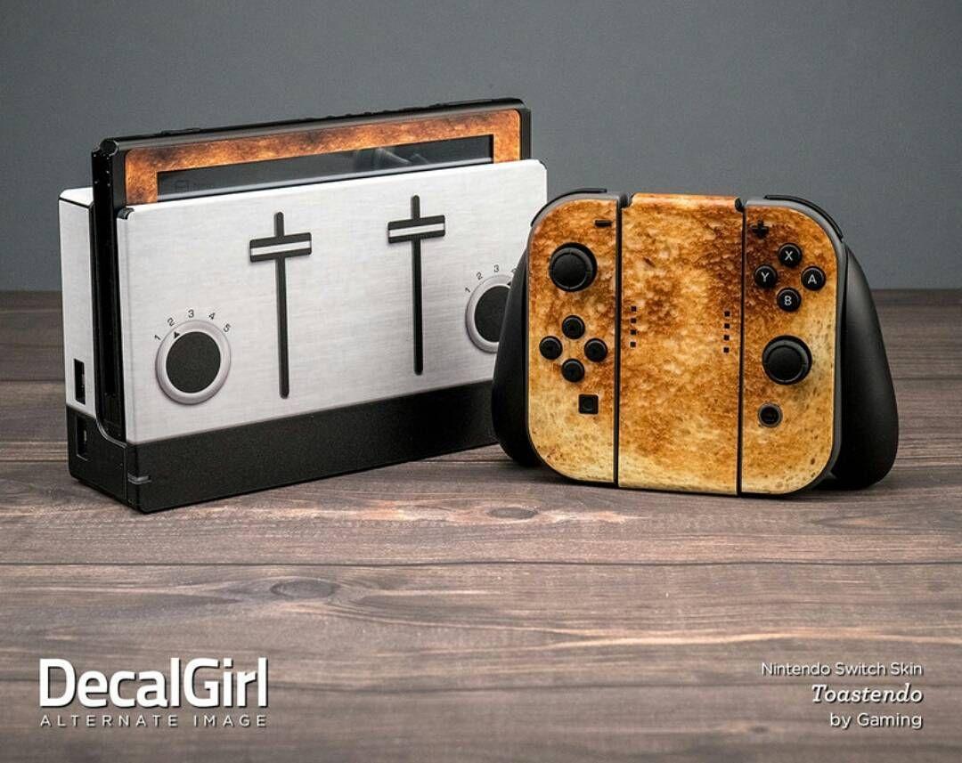 Nintendo Switch Toastendo nintendo ninstagram