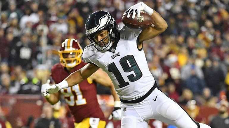 2019 NFL Free Agency Ranking the top free agent receivers
