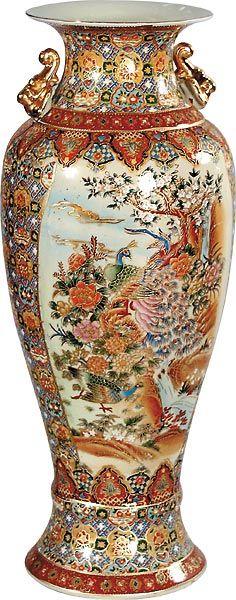 Oriental Vase Talheres Cristais Um Pouco De Tudo Pinterest