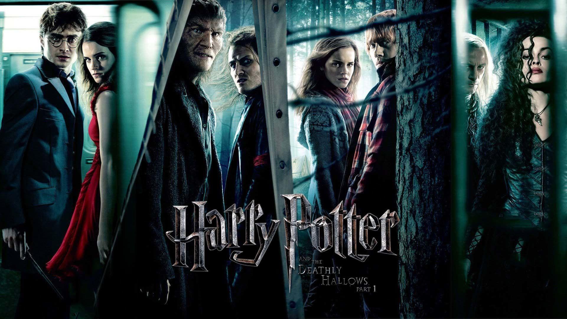 Harry Potter Et Les Reliques De La Mort 1ere Partie 2010 Stream Film Complet Vf Francais L Heiligtumer Des Todes Harry Potter Bildschirmhintergrund Voldemort