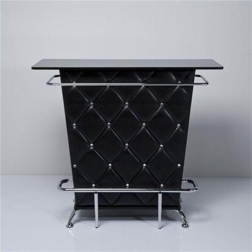 Design Minibar Lady Rock Von Kare Theke Lounge Bar Bartisch Hausbar Schwarz Blue Velvet Dining Chairs Bars For Home Kare