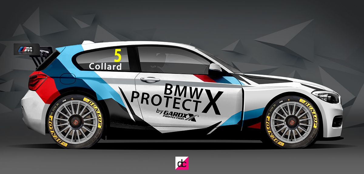 Wsr Bmw Racing Btcc Livery Proposals On Behance Car Bmw Cars