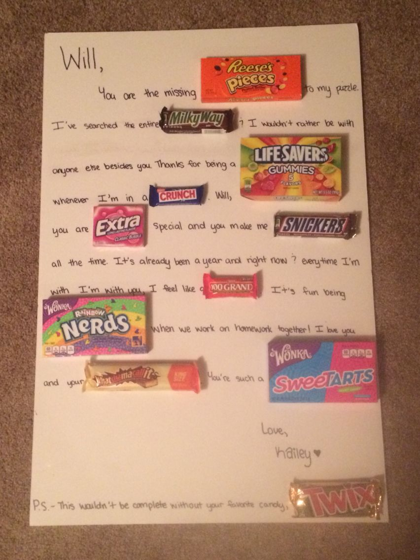 cute note ideas for boyfriend