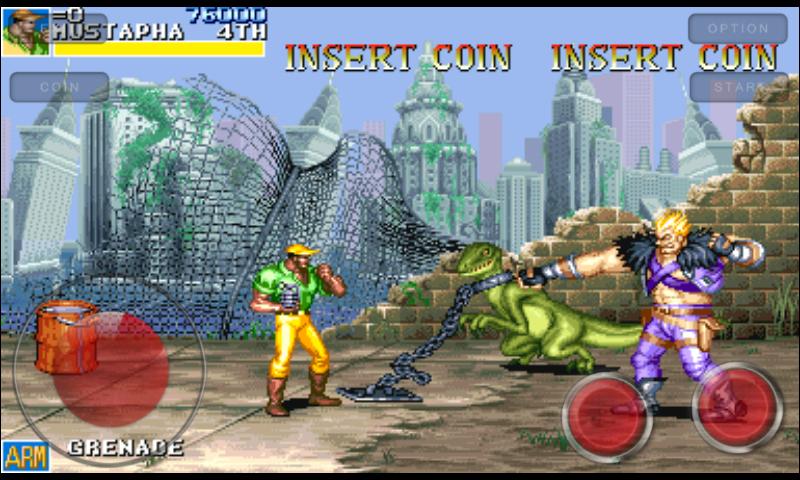 "Free Download Games "" Cadillacs and Dinosaurs ( Mustapha"
