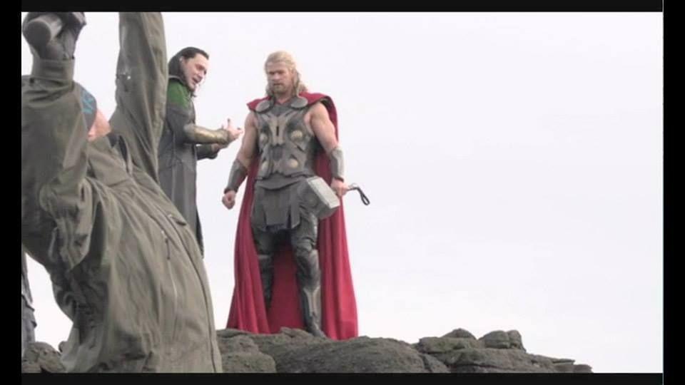 Thor The Dark World Featurette Loki The God of Mischief
