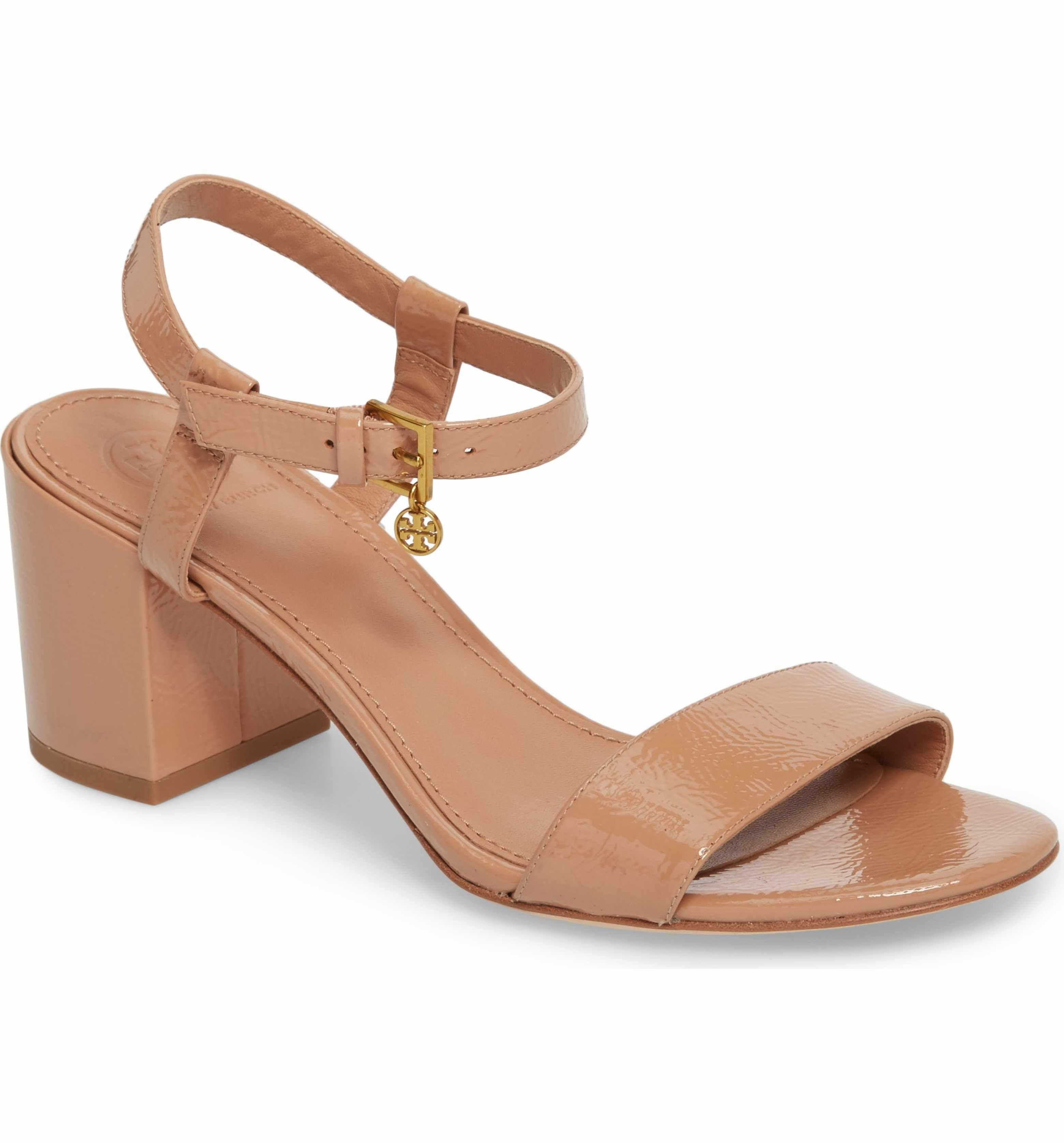de6d9f5900d2 Main Image - Tory Burch Laurel Ankle Strap Sandal (Women)