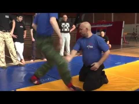 Exercises with Cossack whip - YouTube