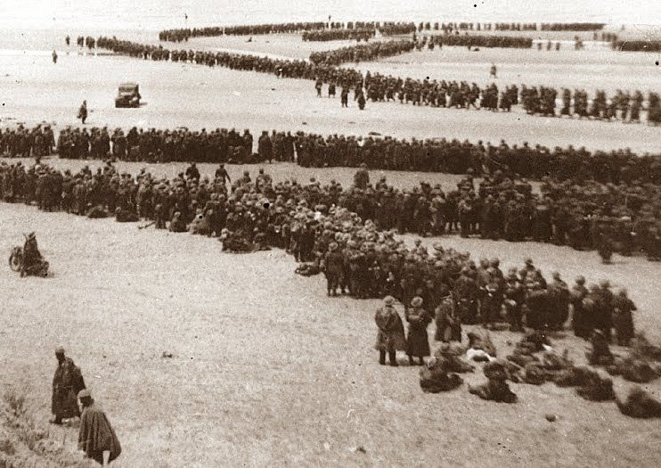 Image result for allied troops evacuated from dunkirk
