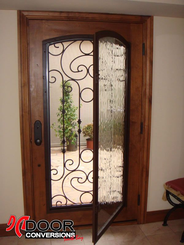Custom Door Gallery, South Bay Area - Campbell, CA | Armagosa ...