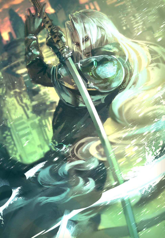 Ff7 Sephiroth Dark Hero セフィロスさん Pixiv 2020 セフィロス イラスト ファイナルファンタジーxv