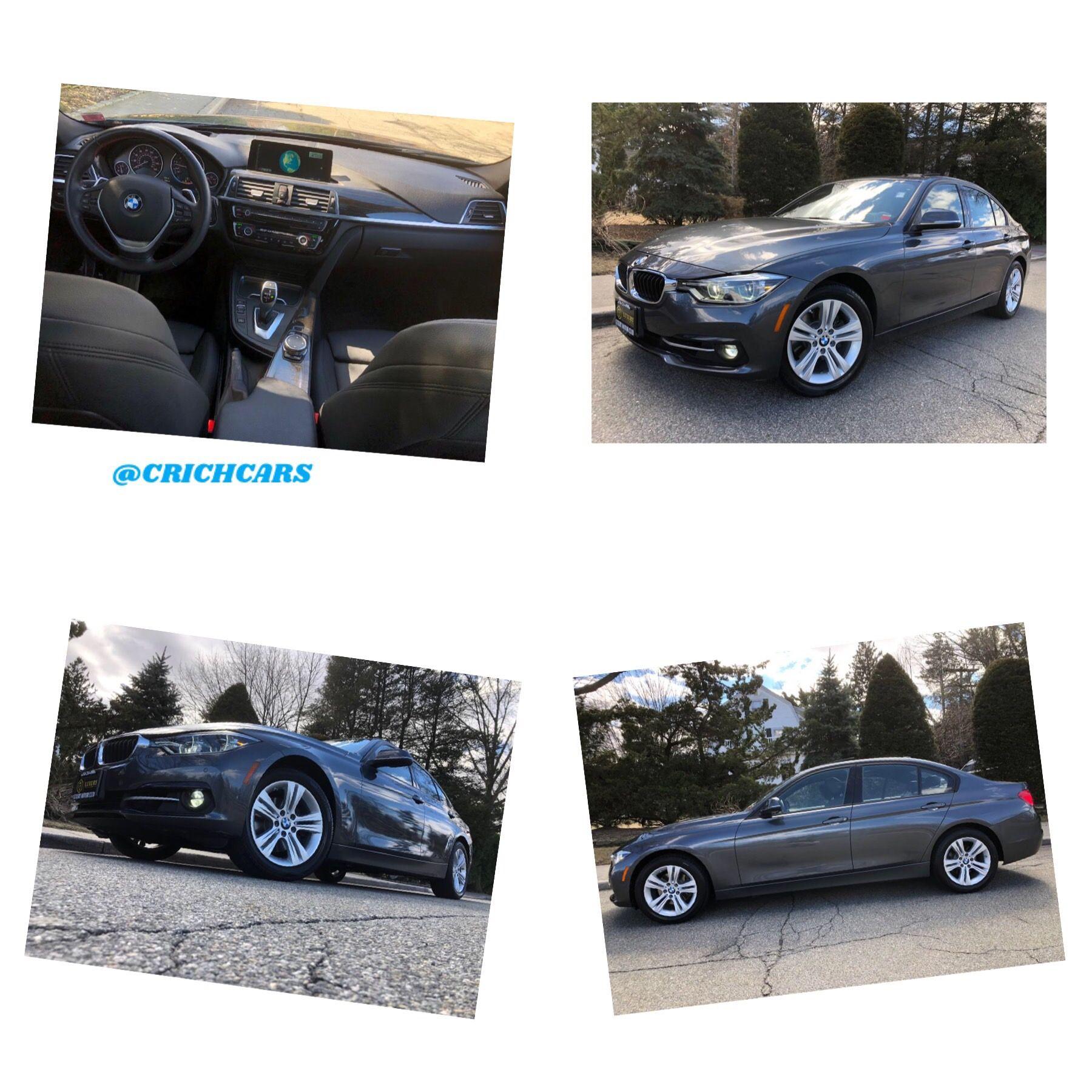 2016 BMW 3 Series 4dr Sdn 328i XDrive AWD SULEV South