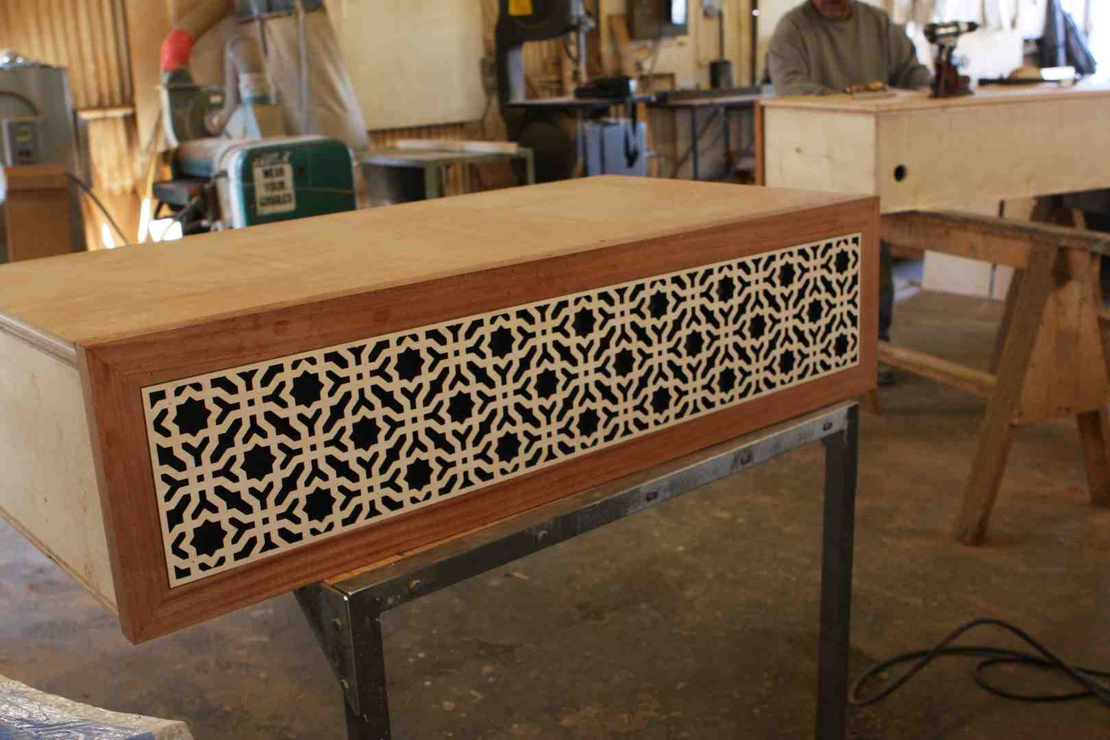 moroccan themed furniture. Moroccan Themed Laser Cut Panels That Will Be The Inserts For Doors And Furniture S