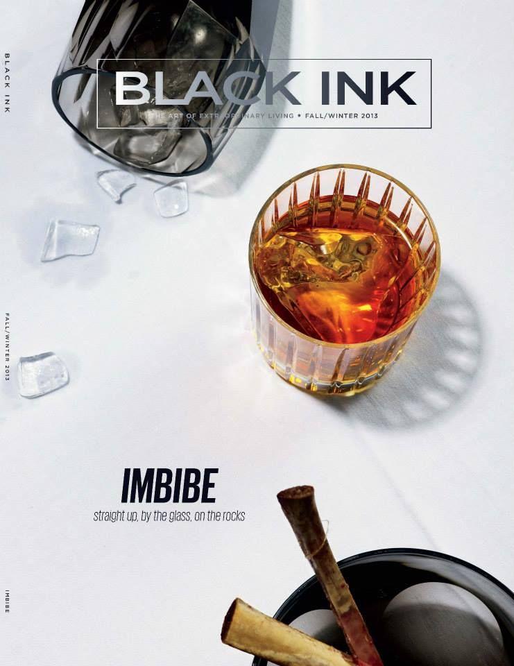 Black INK Cover Image
