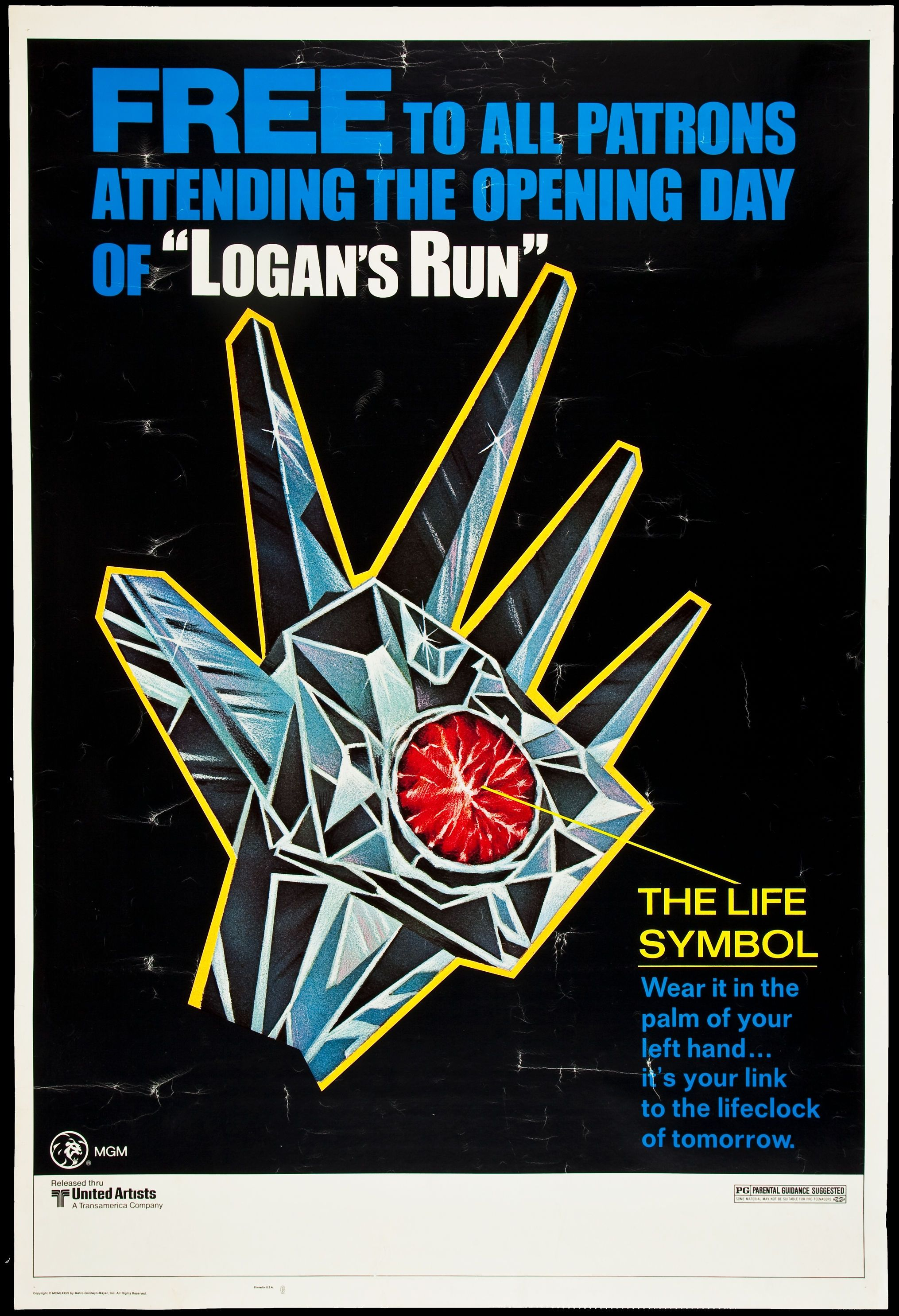 Logan S Run A Great Science Fiction Movie From The 70 S