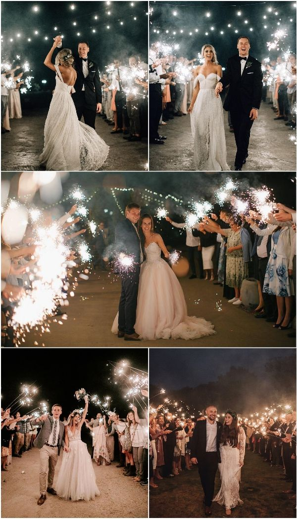 50 Sparkler Wedding Exit Send Off Ideas V 2020 G Svadba Mechty Volshebnaya Svadba Svadebnye Idei
