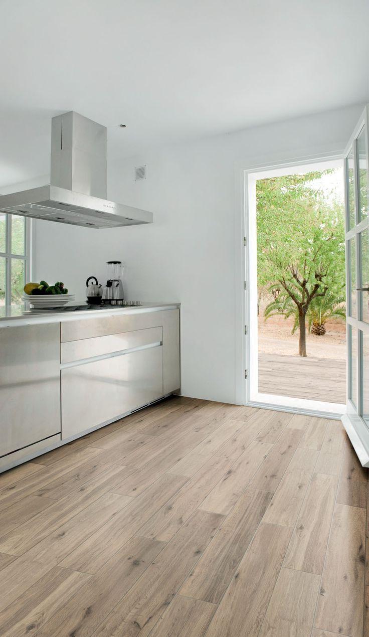 Fliesen für die Küche: Gestaltungsideen mit Keramik und Feinsteinzeug  - Marazzi 8388 #modernwoodkitchen