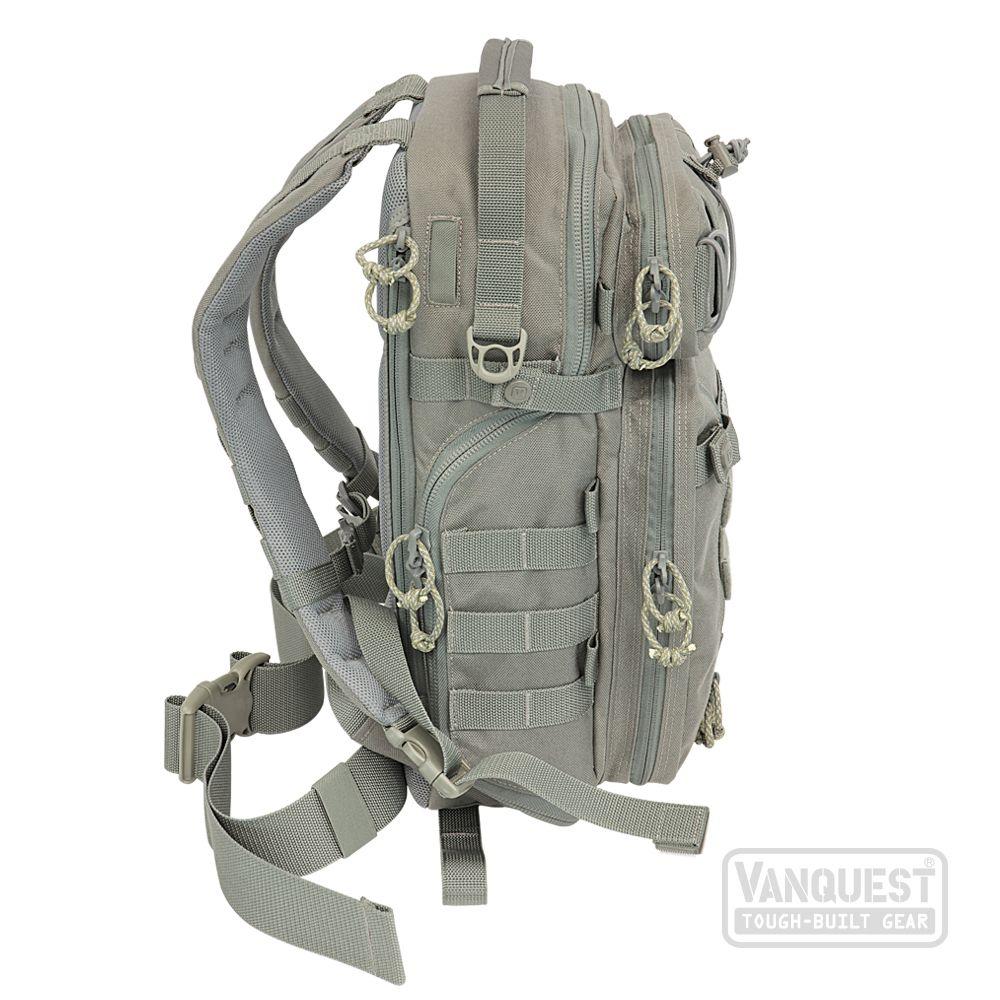 TRIDENT-20 Backpack - VANQUEST  TOUGH-BUILT GEAR   Survival Tactical ... 5fa06a6f8d