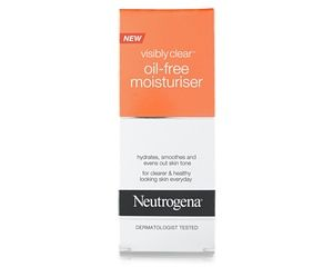 Neutrogena Visibly Clear Oil Free Moisturiser