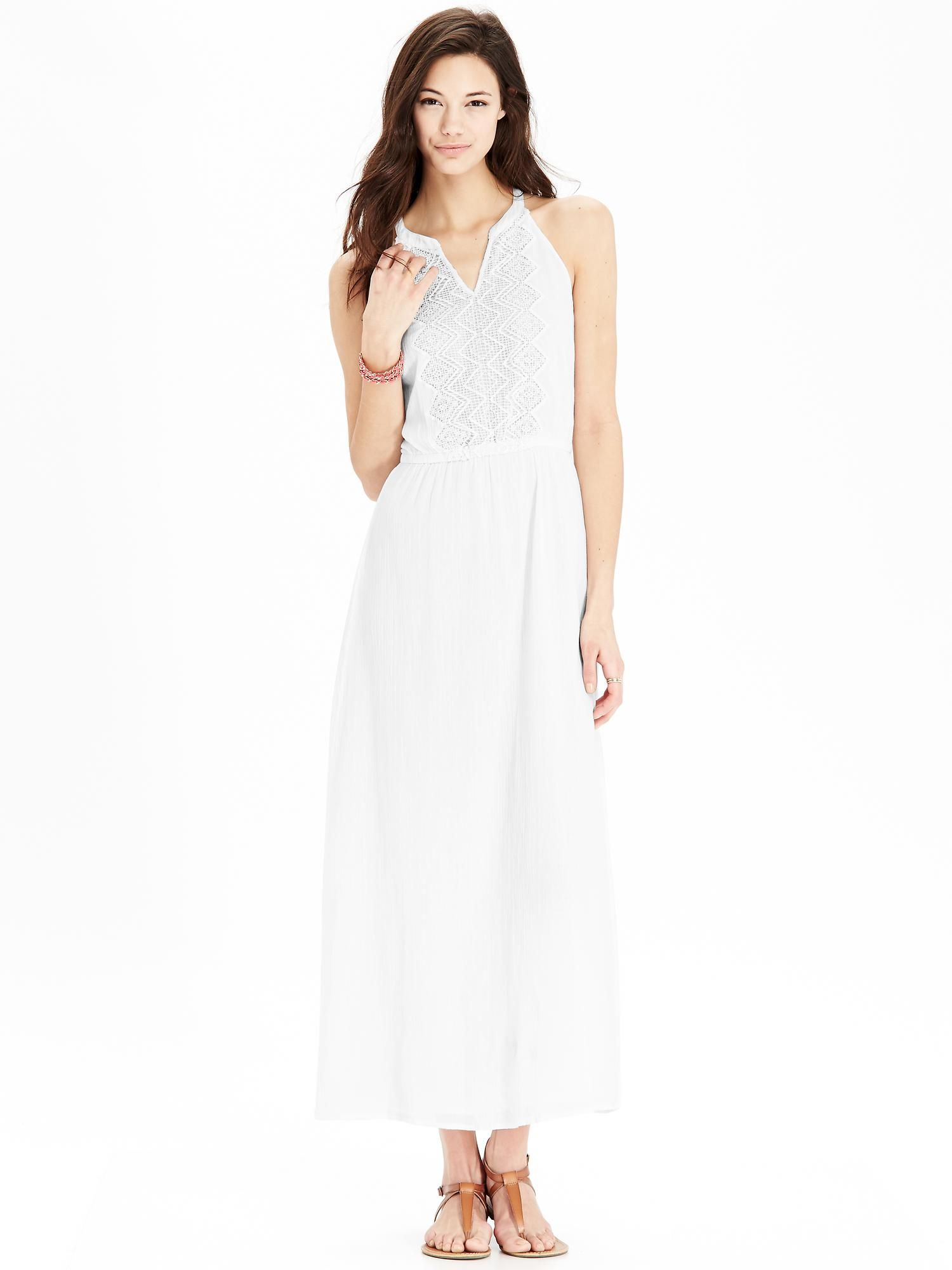 6f9222f264b5d Old Navy | Women's Crochet-Lace Maxi Dresses | Mother of the Groom ...