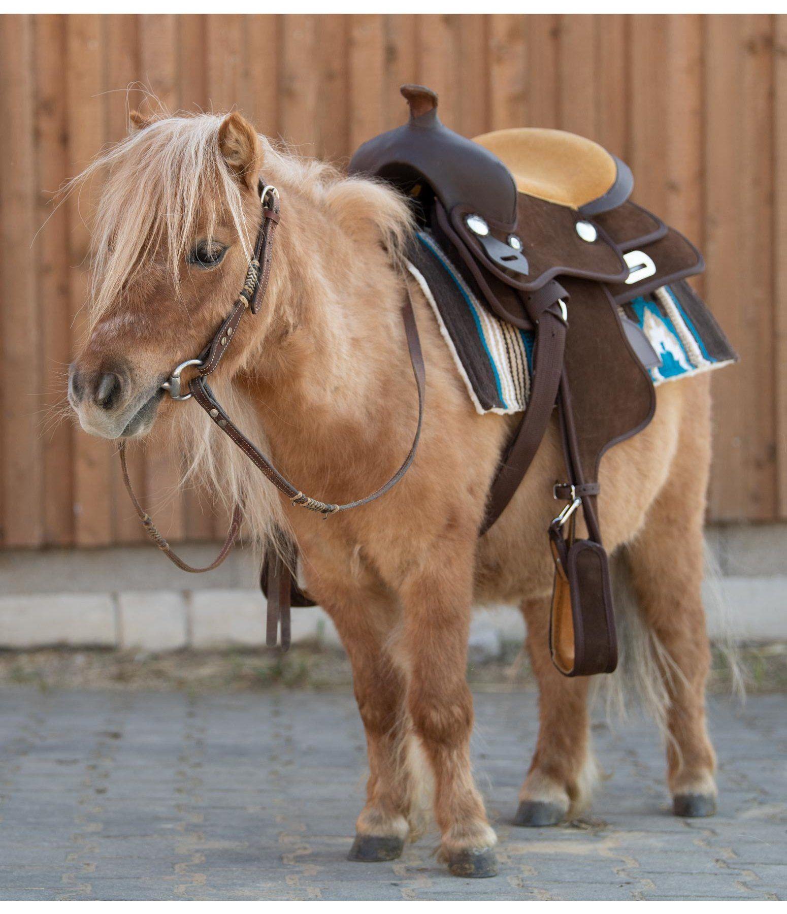 Pony Westernsattel - Westernsättel - Krämer Pferdesport #cowboysandcowgirls