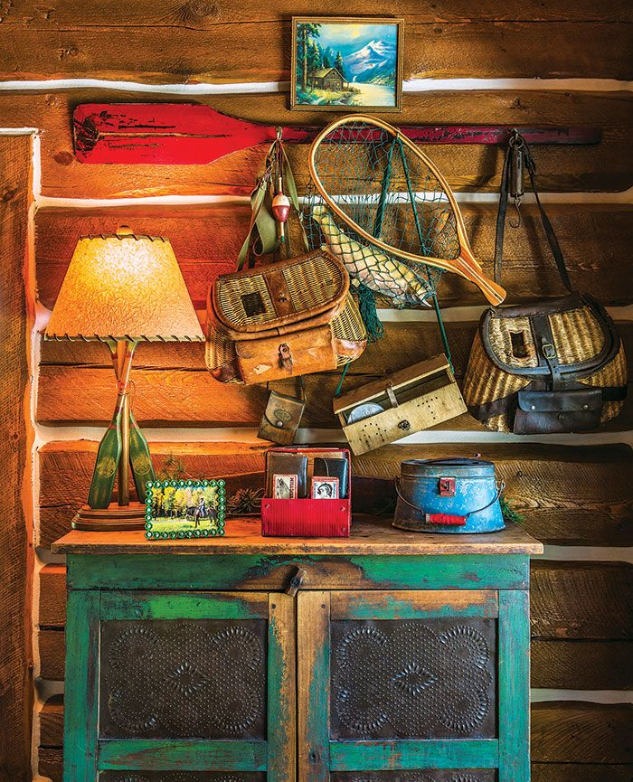 Photo of An Old-Fashioned Cabin in Pagosa Springs – Mountain Living