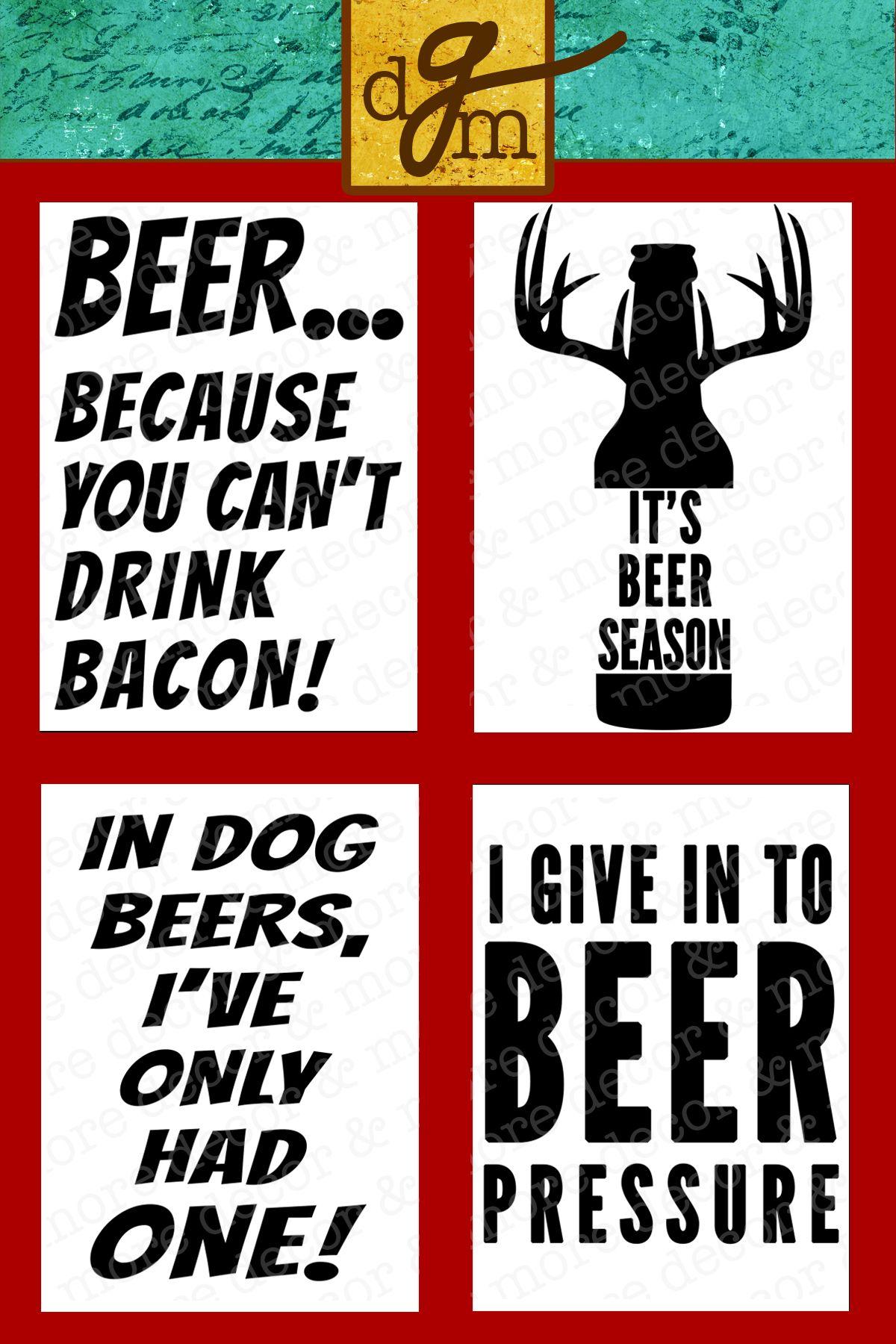 Beer SVG Bundle, Beer SVG Files for Cricut, Beer Mug