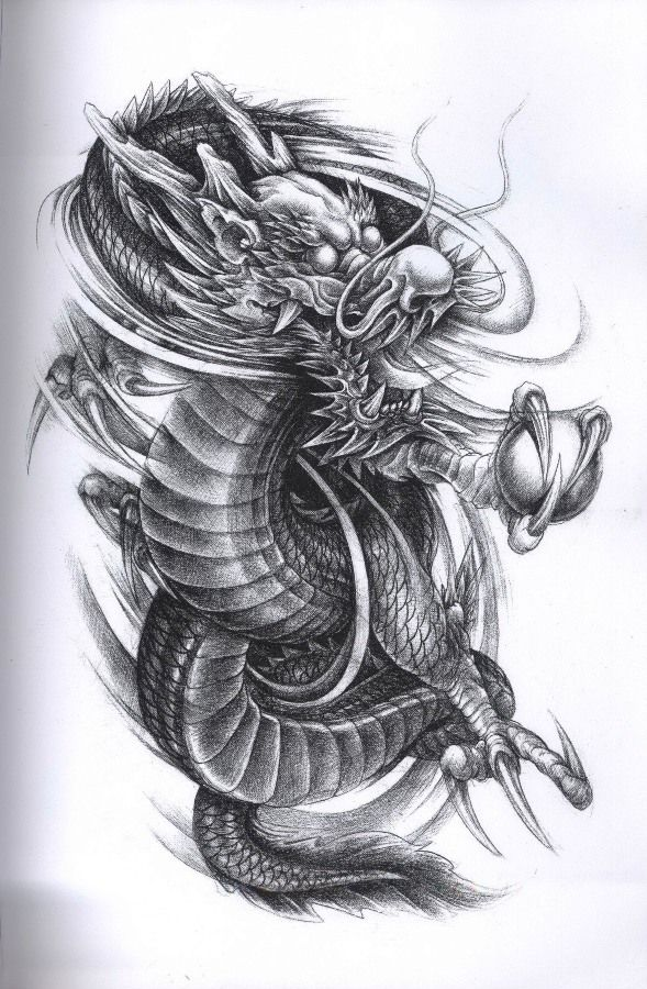 That interrupt japanese dragon tattoo designs right! like