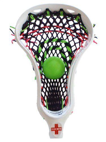 Stick Doctor Lacrosse Mesh Stringing Kit Jokin Joker Purple Neon Green Neon Pink By Stick Doctor 15 09 This Stick D Lacrosse Neon Green Lacrosse Sticks