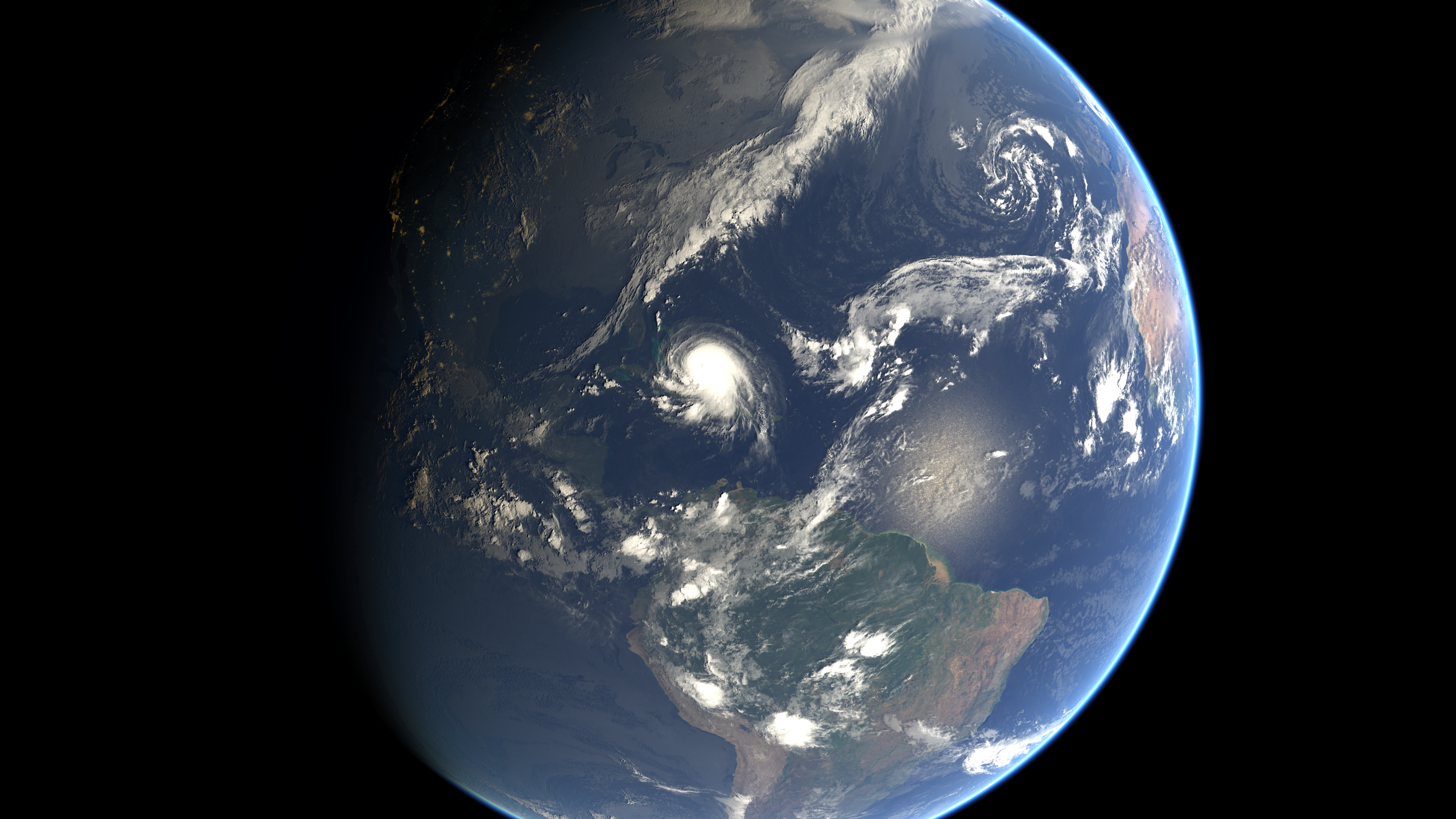 These Awesome Satellite Images Of Hurricane Joaquin Let Us Track The Storm S Path Planets Rain Storm Earth